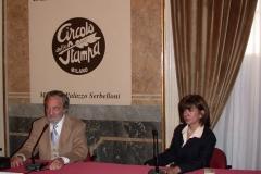 Conférence  à Milan (1998)